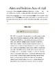 Alien & Sedition Acts Primary Source Analysis & Case Study