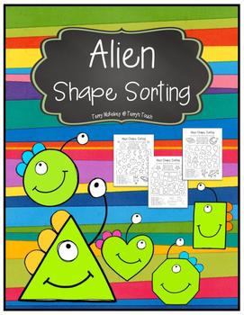Alien Shape Sorting
