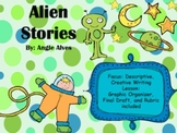 Alien Stories: A Creative Writing Lesson