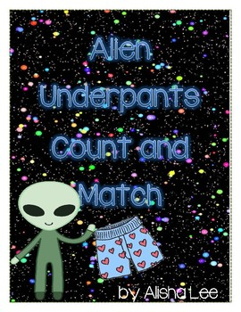Alien Underpants Math