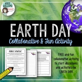 Earth Day or Introduction to Biomes Activity
