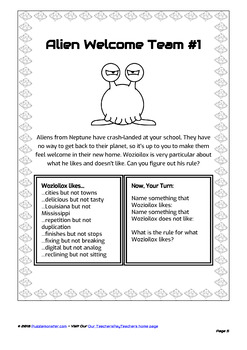 ELA Bell Ringers for Middle School - Level 3 Black and White Worksheets