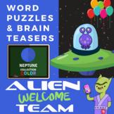 ELA Bell Ringers for Middle School - Level 3 Color Worksheets