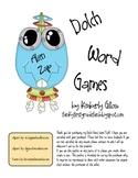 Alien Zap Dolch Word Games