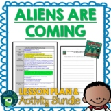 Aliens Are Coming by Meghan McCarthy Lesson Plan and Activities