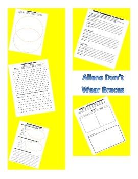 """""""Aliens Don't Wear Braces"""" Study Packet"""