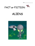 Aliens! Fact or Fiction? - Argumentative Essay