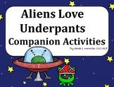 Aliens Love Underpants - A Bilingual Companion for Speech & Language