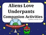 Aliens Love Underpants - A Bilingual Companion for Speech & Language