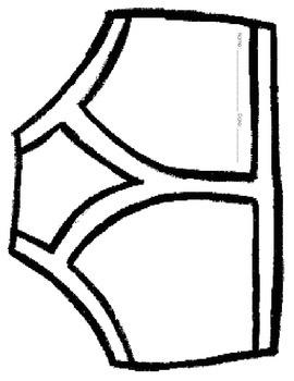 Aliens Love Underpants: Underpants Activity