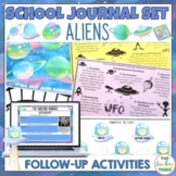 Aliens NZ School Journal Set | Follow-Up Activities