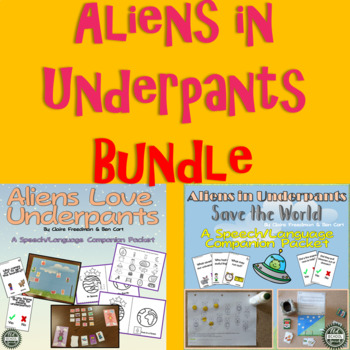 Aliens and Underpants Combo