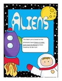 Aliens in Underpants Save the World Math unit