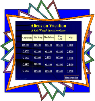 Aliens on Vacation by Clete Barrett Smith, Out-of-this-World Science Fiction