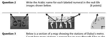 Alif Baa - Test for Units 7 to 10 (Al Kitaab Series)