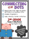 2nd Grade Houghton Mifflin Theme 1: Common Core, Graphic Organizers, & Daily 5