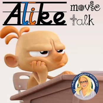 Alike: a movie talk about life (SPANISH)