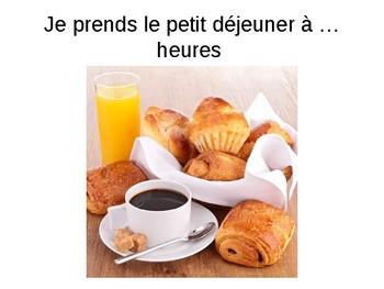 Alimentation en France / Food trends in France / Describing food