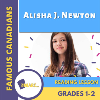 Alisha J. Newton Reading Lesson Gr. 1-2