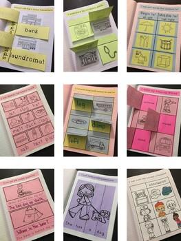 Alistair and Kip Interactive Notebook ~ Reading Street Kindergarten