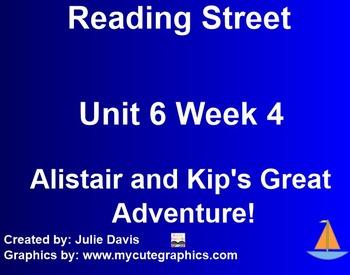Alistair and Kip's Great Adventure SmartBoard Companion