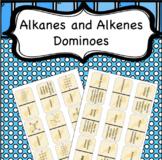 Hydrocarbons: Alkanes and Alkenes Dominoes