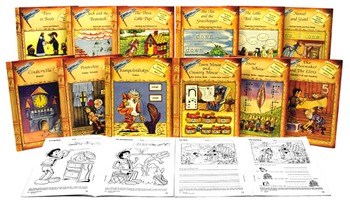 Learning with Literature all 12 Activity PDF eBooks