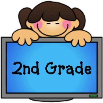 All 2nd grade English Performance tasks for Chapters 1-11