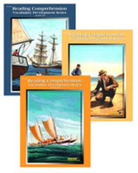 All 3 Level 10 Reading Comprehension ad Vocabulary Development Workbooks PDFs