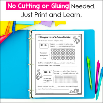 All 4th Grade TEKS Notebook Bundle by Marvel Math