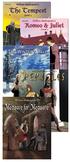 All 5 Reading Level 2-3 Easy Reading Shakespeare titles