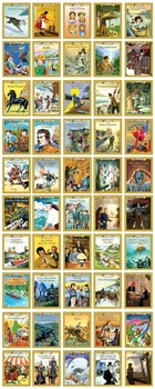 All 50 Classics with STUDENT ACTIVITIES eBook PDFs