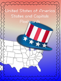 All 50 States and Capitals Flashcards