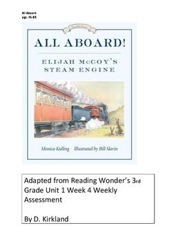 All Aboard Elijah McCoy