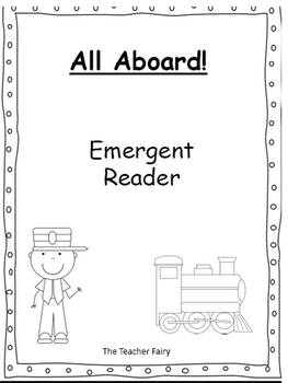All Aboard- Emergent Reader