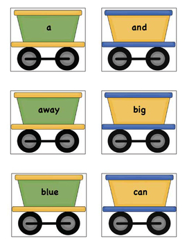 Sentence Building Literacy Center