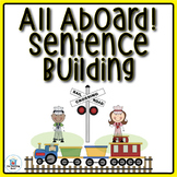 Sentence Building Literacy Center