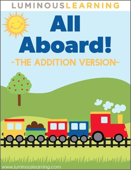 All Aboard! The Addition Game