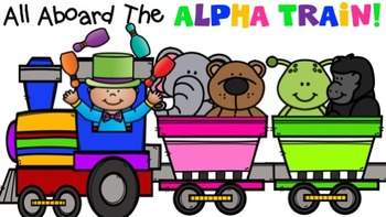 All Aboard The Alpha-Train!