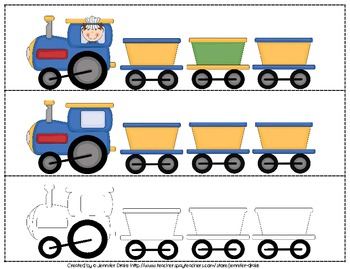 All Aboard The CVC Express!  CC Aligned Center & Printable!