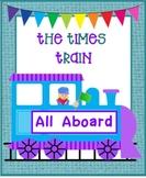 The Times Train SMARTBOARD
