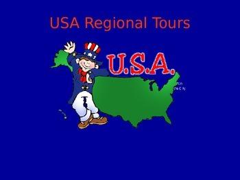 All Aboard: USA Regions