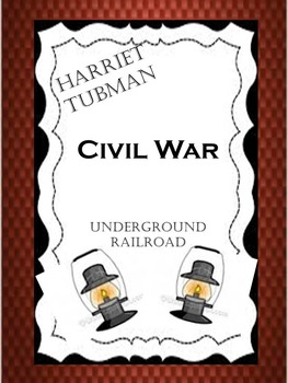 All Aboard! Underground Railroad Close Read Activity