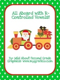 All Aboard With R-Controlled Vowels-Games and Activities- Christmas Theme