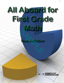 All Aboard for First Grade Math - Student Edition