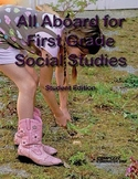 All Aboard for First Grade Social Studies - Student Edition