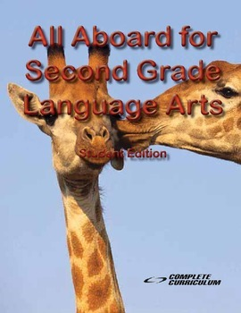 All Aboard for Second Grade Language Arts - Student Edition