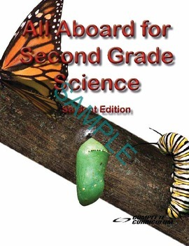 All Aboard for Second Grade Science Digital Student and Te