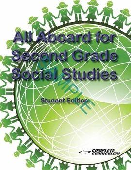 All Aboard for Second Grade Social Studies Digital Student
