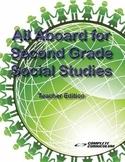 All Aboard for Second Grade Social Studies - Teacher's Edition
